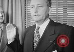 Image of Stanley Woodward United States USA, 1950, second 11 stock footage video 65675071456
