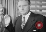 Image of Stanley Woodward United States USA, 1950, second 12 stock footage video 65675071456