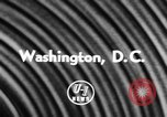 Image of helicopters Washington DC USA, 1957, second 2 stock footage video 65675071460