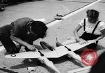 Image of model aircraft New York United States USA, 1957, second 9 stock footage video 65675071462