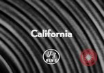 Image of track sports Compton California USA, 1957, second 3 stock footage video 65675071465