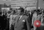 Image of goodwill tour Cuba, 1954, second 10 stock footage video 65675071468
