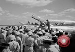 Image of goodwill tour Cuba, 1954, second 7 stock footage video 65675071469