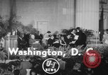 Image of Ralph Bunche Washington DC USA, 1949, second 2 stock footage video 65675071483