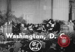 Image of Ralph Bunche Washington DC USA, 1949, second 3 stock footage video 65675071483