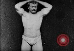 Image of Eugen Sandow West Orange New Jersey USA, 1894, second 3 stock footage video 65675071488
