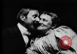 Image of May Irwin and John Rice Europe, 1896, second 8 stock footage video 65675071508