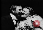 Image of May Irwin and John Rice Europe, 1896, second 9 stock footage video 65675071508