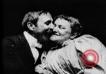 Image of May Irwin and John Rice Europe, 1896, second 12 stock footage video 65675071508