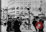 Image of Herald Square New York City USA, 1896, second 3 stock footage video 65675071509