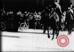 Image of Men parade on horseback New York City USA, 1896, second 3 stock footage video 65675071510