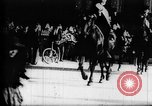 Image of Men parade on horseback New York City USA, 1896, second 4 stock footage video 65675071510