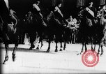 Image of Men parade on horseback New York City USA, 1896, second 8 stock footage video 65675071510
