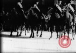 Image of Men parade on horseback New York City USA, 1896, second 9 stock footage video 65675071510