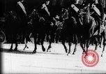 Image of Men parade on horseback New York City USA, 1896, second 10 stock footage video 65675071510