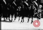 Image of Men parade on horseback New York City USA, 1896, second 11 stock footage video 65675071510