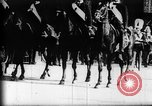 Image of Men parade on horseback New York City USA, 1896, second 12 stock footage video 65675071510