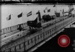 Image of Water chute ride Coney Island New York USA, 1896, second 1 stock footage video 65675071511