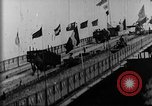 Image of Water chute ride Coney Island New York USA, 1896, second 4 stock footage video 65675071511