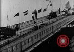 Image of Water chute ride Coney Island New York USA, 1896, second 7 stock footage video 65675071511