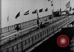Image of Water chute ride Coney Island New York USA, 1896, second 10 stock footage video 65675071511