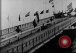 Image of Water chute ride Coney Island New York USA, 1896, second 11 stock footage video 65675071511