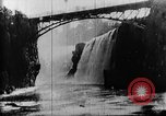 Image of Passaic River Patterson New Jersey USA, 1896, second 4 stock footage video 65675071512