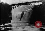 Image of Passaic River Patterson New Jersey USA, 1896, second 5 stock footage video 65675071512