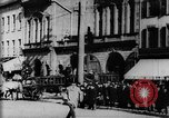 Image of Fire Department responds to alarm Newark New Jersey USA, 1896, second 4 stock footage video 65675071519