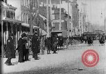 Image of horse-drawn sleighs Harrisburg Pennsylvania USA, 1896, second 11 stock footage video 65675071523