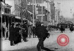 Image of horse-drawn sleighs Harrisburg Pennsylvania USA, 1896, second 12 stock footage video 65675071523
