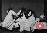 Image of Pillow fight West Orange New Jersey USA, 1897, second 7 stock footage video 65675071524