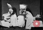 Image of Pillow fight West Orange New Jersey USA, 1897, second 9 stock footage video 65675071524