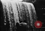 Image of Minnehaha falls Minneapolis Minnesota USA, 1897, second 9 stock footage video 65675071527