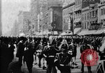 Image of Buffalo New York Police Department on parade Buffalo New York USA, 1897, second 9 stock footage video 65675071529