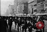 Image of Buffalo New York Police Department on parade Buffalo New York USA, 1897, second 11 stock footage video 65675071529