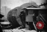 Image of Giant coal car dumper Cleveland Ohio USA, 1897, second 3 stock footage video 65675071531