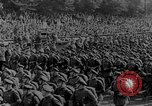 Image of German troops parade for Crown Prince Wilhelm Germany, 1933, second 2 stock footage video 65675071546