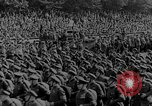 Image of German troops parade for Crown Prince Wilhelm Germany, 1933, second 8 stock footage video 65675071546