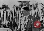 Image of Adolf Hitler giving impassioned speeches Germany, 1935, second 1 stock footage video 65675071547