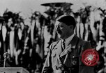 Image of Adolf Hitler protection of German blood and honor Germany, 1935, second 5 stock footage video 65675071547