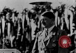 Image of Adolf Hitler protection of German blood and honor Germany, 1935, second 8 stock footage video 65675071547