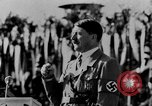 Image of Adolf Hitler protection of German blood and honor Germany, 1935, second 9 stock footage video 65675071547