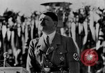 Image of Adolf Hitler giving impassioned speeches Germany, 1935, second 12 stock footage video 65675071547
