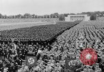 Image of Adolf Hitler at rally with German Storm troopers Germany, 1933, second 3 stock footage video 65675071554
