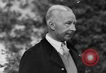 Image of German Crown Prince William Germany, 1935, second 1 stock footage video 65675071556