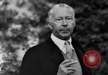 Image of German Crown Prince William Germany, 1935, second 10 stock footage video 65675071556