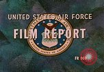 Image of Strategic Air Command United States USA, 1969, second 3 stock footage video 65675071559