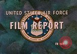 Image of Strategic Air Command United States USA, 1969, second 6 stock footage video 65675071559