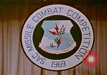 Image of Strategic Air Command units United States USA, 1969, second 2 stock footage video 65675071565